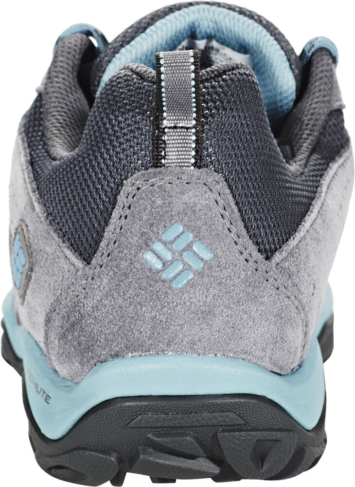 Columbia Dakota Drifter Low Shoe Womens Graphite/Storm Schuhgröße 37,5 2017 Schuhe